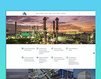 PRG Engenharia - Website