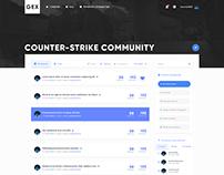 Cybersport community