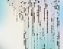 IAU100 exhibition – data visualization and graphics