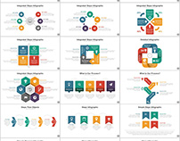 174+ Best infographics multi-industry PowerPoint templa