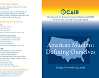 CAIR Annual Banquet (Defining Ourselves)