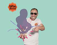 Teaser Pétanque Musicale 2015 - Les Tontons Daniels