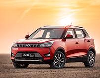 Mahindra XUV300 - Digital Campaign