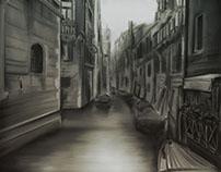 Venezia 2016 – Digital Painting
