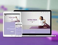 Ng Zhi Ying - Sutra Yoga Web Design