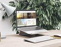 Construction Company VIRA Group Website & Webdesign