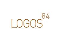 various 84 logos set