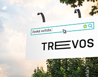 Big Outdoor Company Ad of TREVOS, a.s.