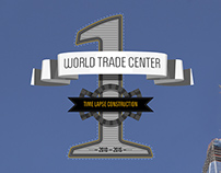 World Trade Center #1 Construction Time Lapse Movie