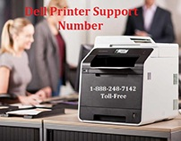 Dell Printer Support Number 1-888-248-7142
