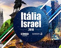 Missão técnica Internacional Itália-Israel