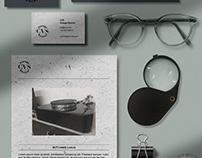 """GRAPHIC DESIGN - logo design """"CVS Vintage Revival"""""""