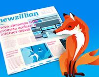 Newzillian - House Organ Mozilla