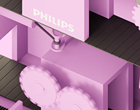 Philips Factory _Interactive app