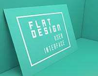 Flat Design UI