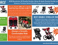 Best Double Stroller Source