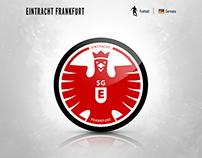 Eintracht Frankfurt | logo redesign