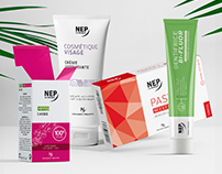 Packaging - Cosmetic - NEP, La marque
