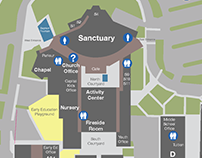 Capital Campus Map