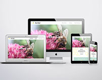 Bee Kind Responsive Website