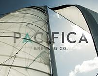 Pacifica Brewing Co [Identidade Visual]