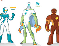 Security Squad - Cyber Security Heroes