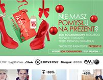 Riccardo for Christmas - e-mailing campaign