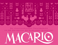 Macario | poster design