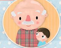 Rinconcito del Bebé — Ilustraciones