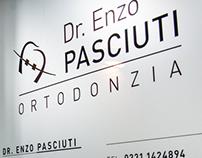 Brand Identity Dr. Pasciuti