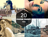 20 Free Junglee Lightroom Presets