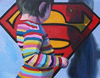Painting Inga Batatunashvili