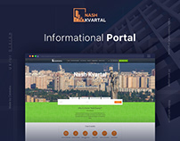 Information Portal for housing services