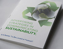 Advertising Strategies in Communicating Sustainability