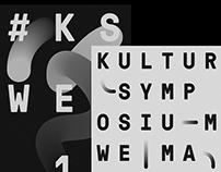 Kultursymposium Weimar 2016 – Branding