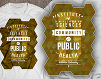 Community and Public Health Group Shirt Design # 2
