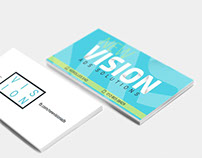 New Vision - Business Card Design