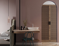 Hotel Premium Room Design