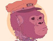 Proyecto Gorillaz