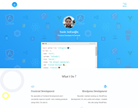 Creative Personal Portfolio Website Design