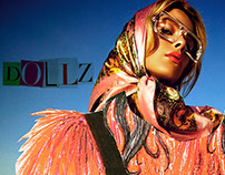 DOLLZ || Fashion Mixed Media Project