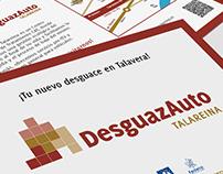 Desguazauto · Branding
