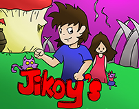 Jikoy's Wonderland Poster