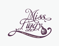 Miss Figgy Logo Design