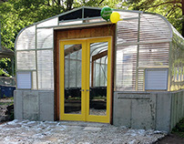 Ivy Street Community Greenhouse, New Haven, CT