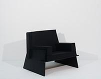 'The THE' [1st prototype]_armchair