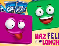 Back to School Mondelez