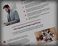 Dragon Legal - Template Landing Page