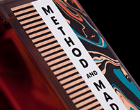 METHOD AND MADNESS: Bottle & Identity Design