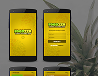 Online Grocery Store - Mobile App